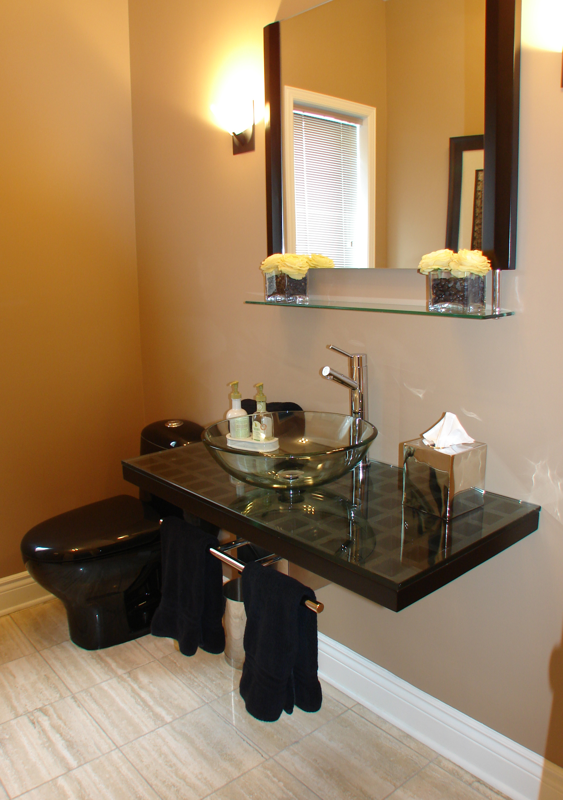 Interior Design Montreal - Bathroom After