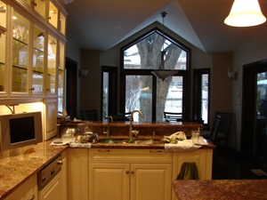 Interior Design for Montreal West Island Kitchens before
