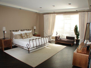 Master Bedroom Interior Design Montreal