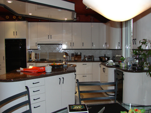 Kitchen Interior Design Montreal